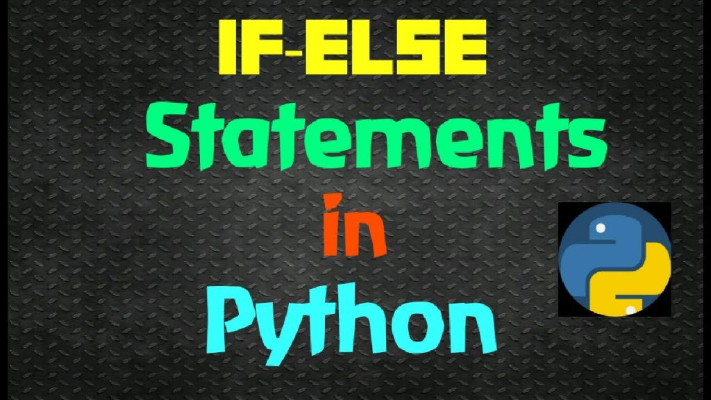 Python if else in one line
