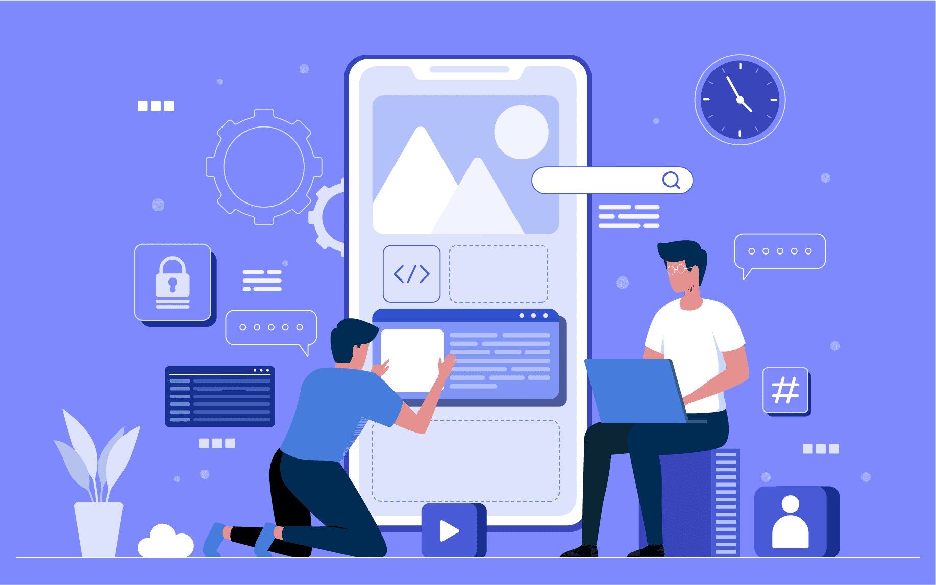 unique tips to hire mobile app developer