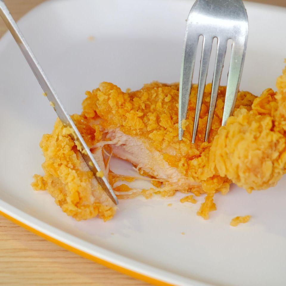 ไก่ทอดไร้กระดูก