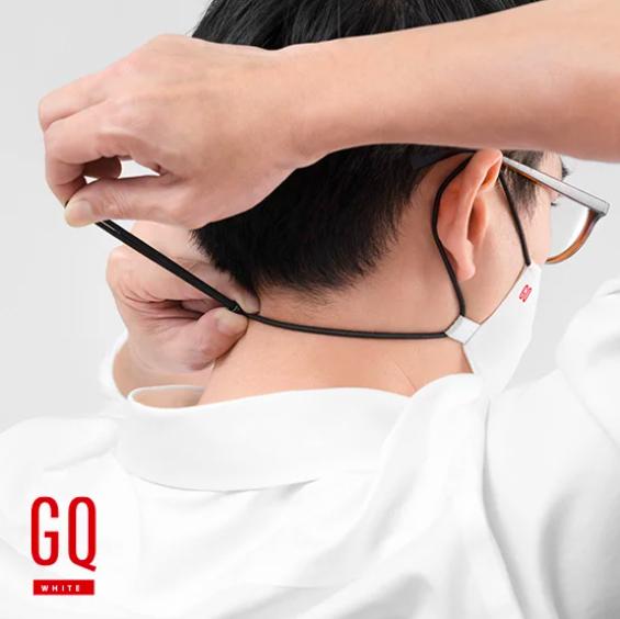 หน้ากากผ้า GQ Apparel