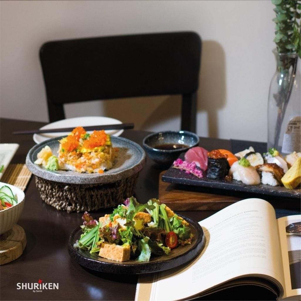 Shuriken by Sonie