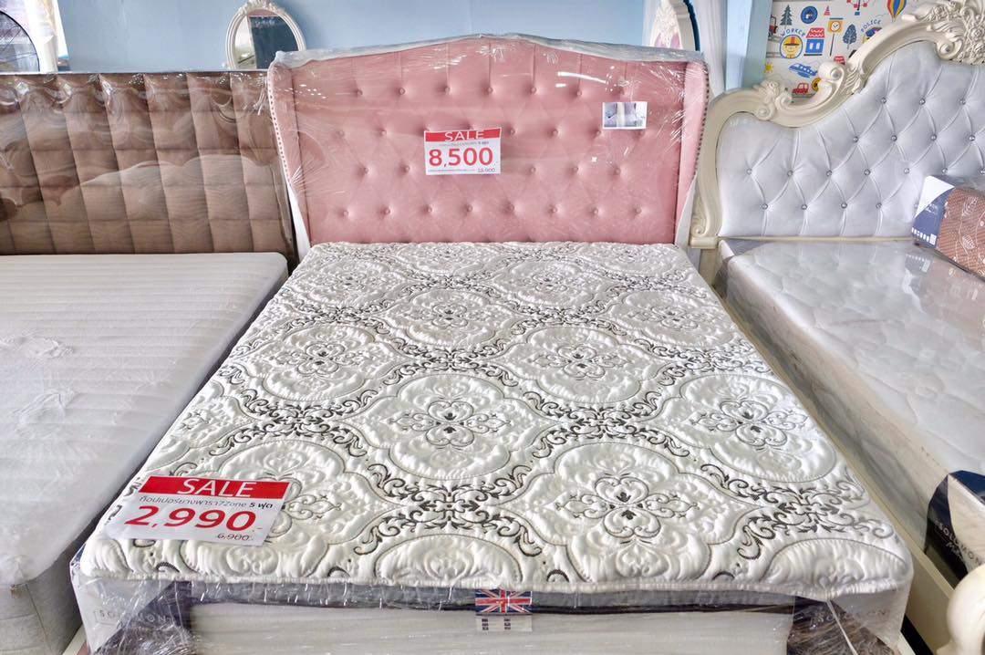 เตียงรุ่น LUXURY BED