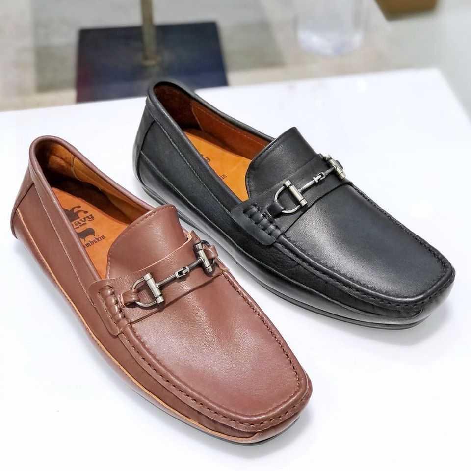 เฮฟวี่ รองเท้าหนัง ผู้ชาย