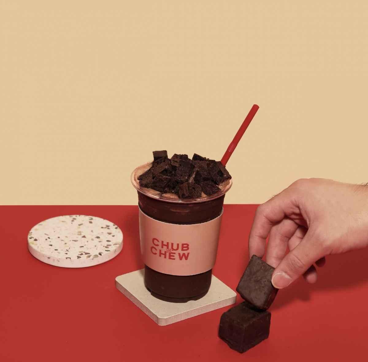 CHUB N' CHEW Chocolate