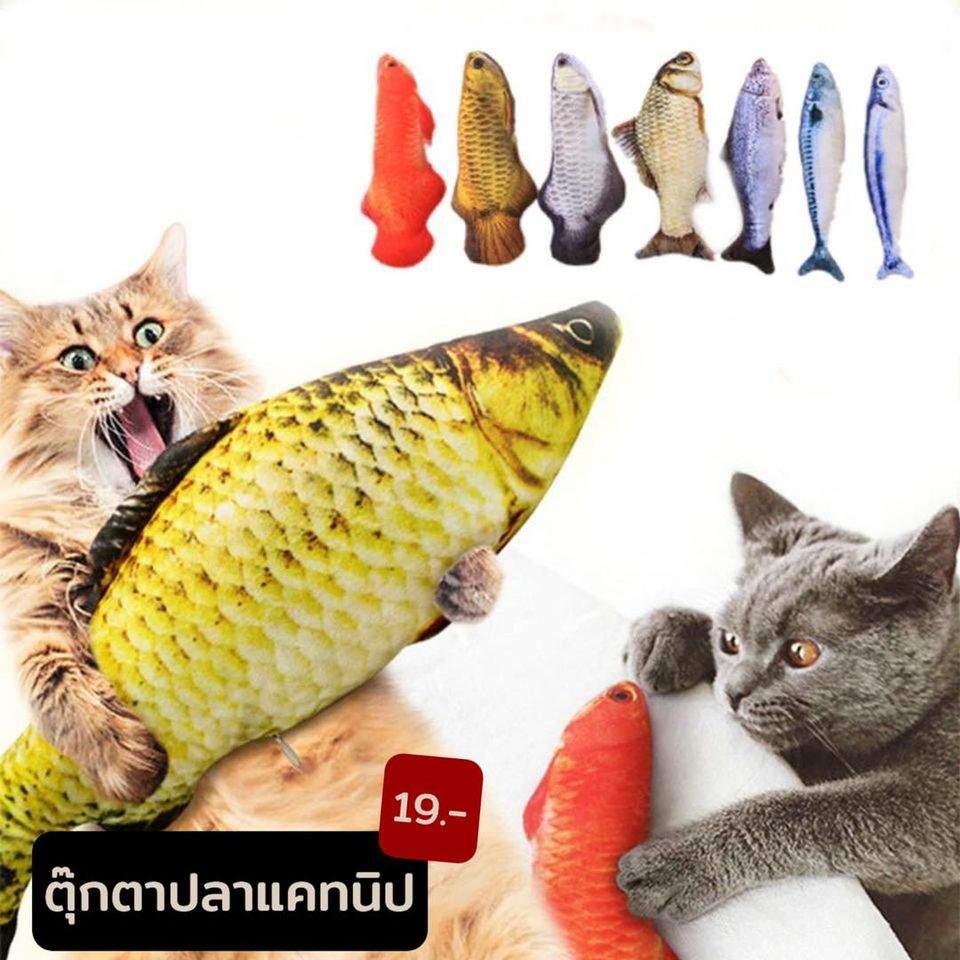 ตุ๊กตาปลา