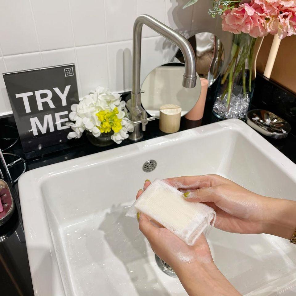 สบู่ล้างมือ