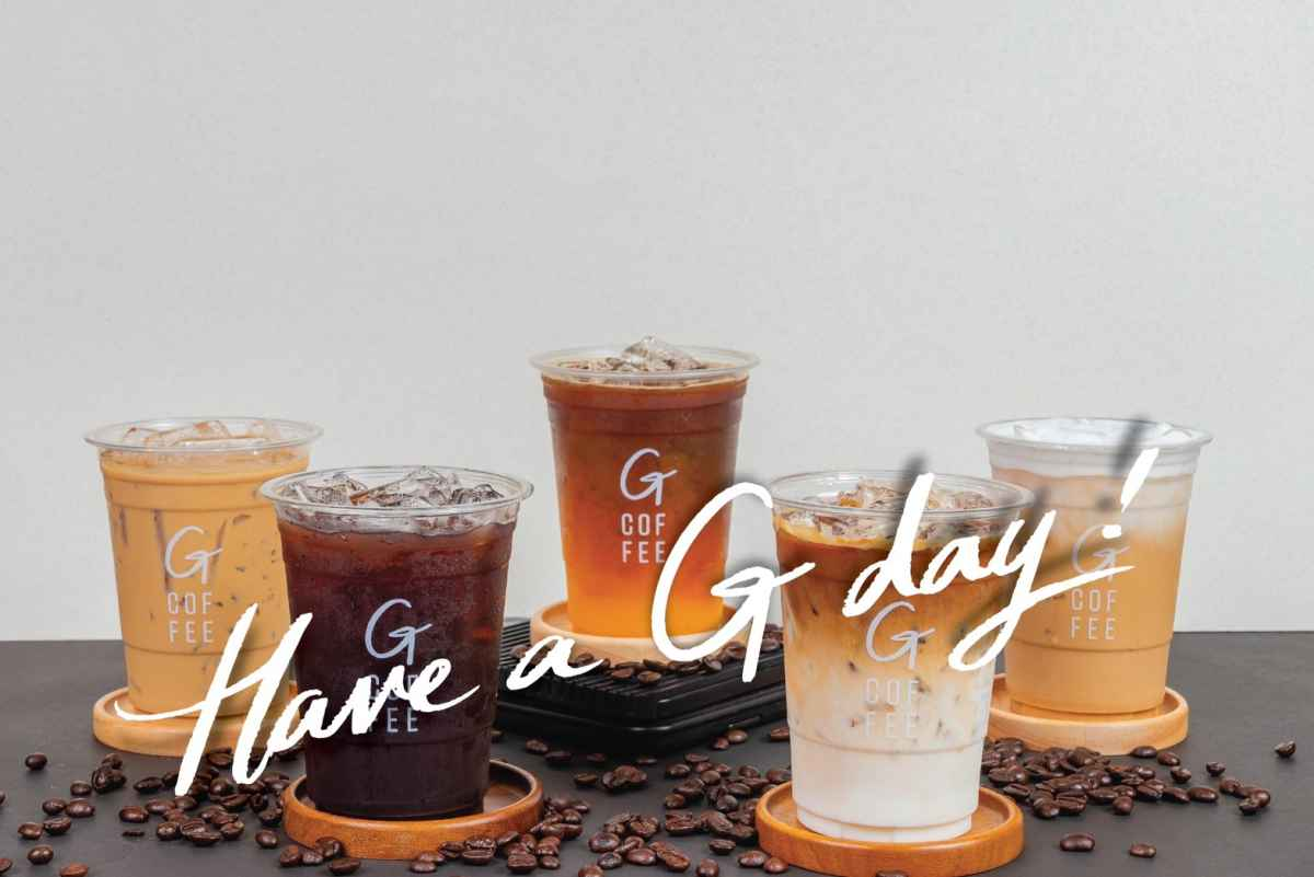 g coffee