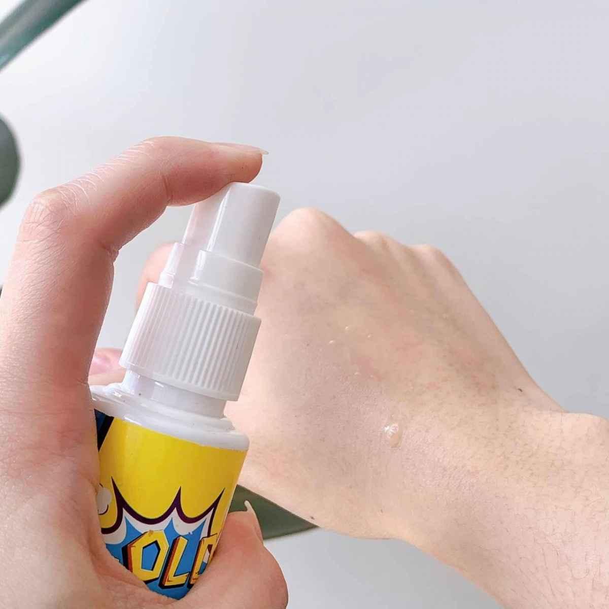 OLD ROCK spray