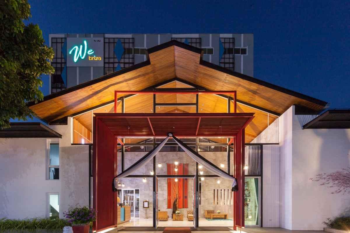 Airasia Snap โรงแรม วีร์ บริษา เชียงใหม่