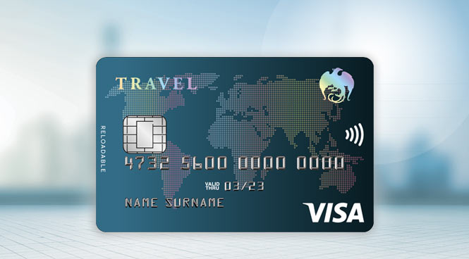 Krungthai Travel Card