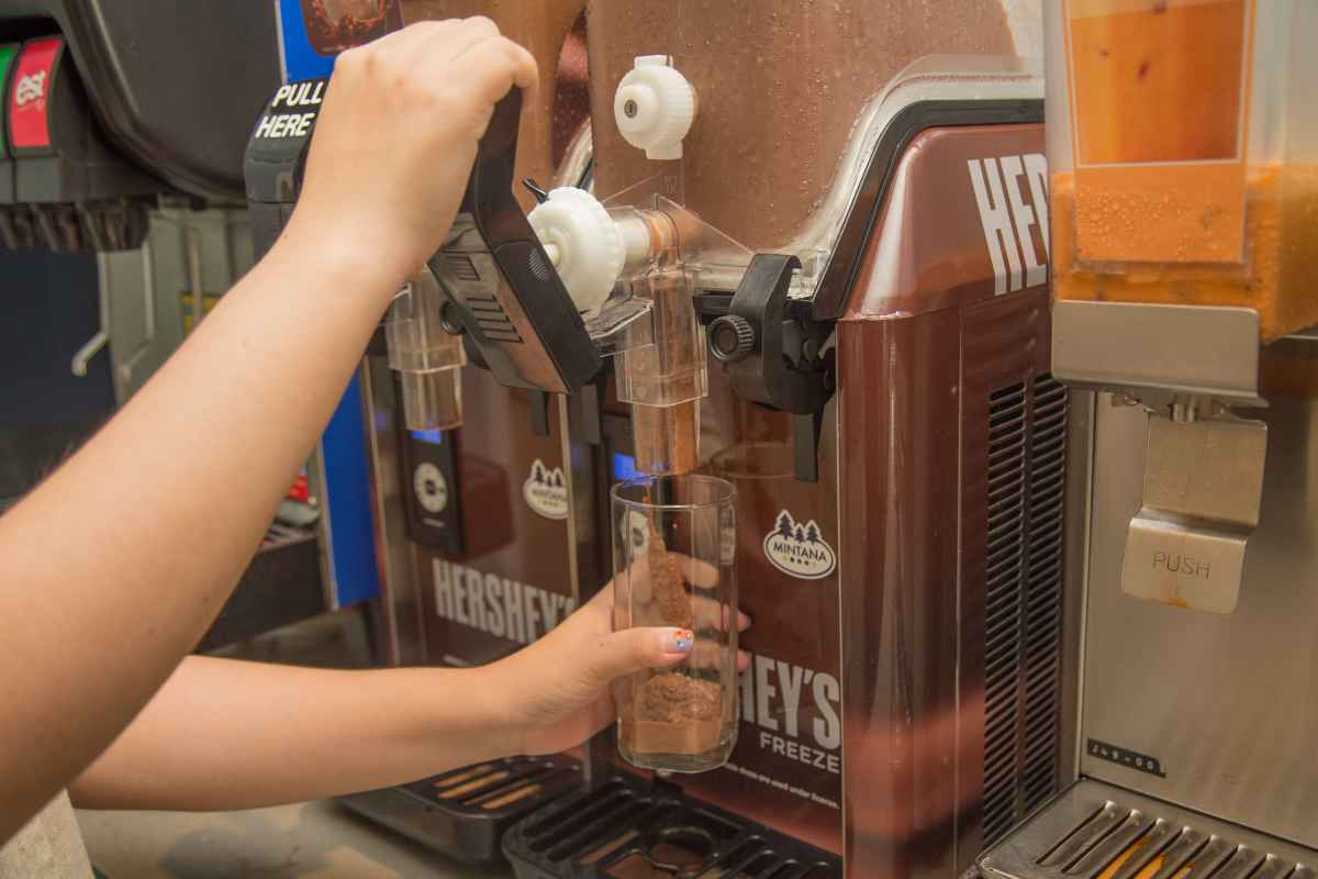Hershey's Freeze