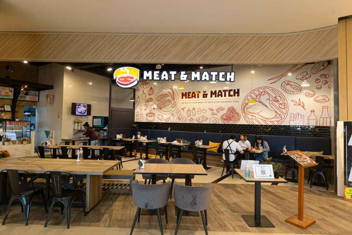 Meat & Match 7