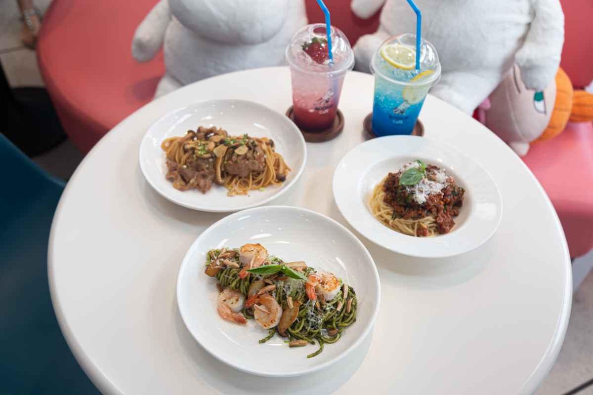 Moomin Cafe 3
