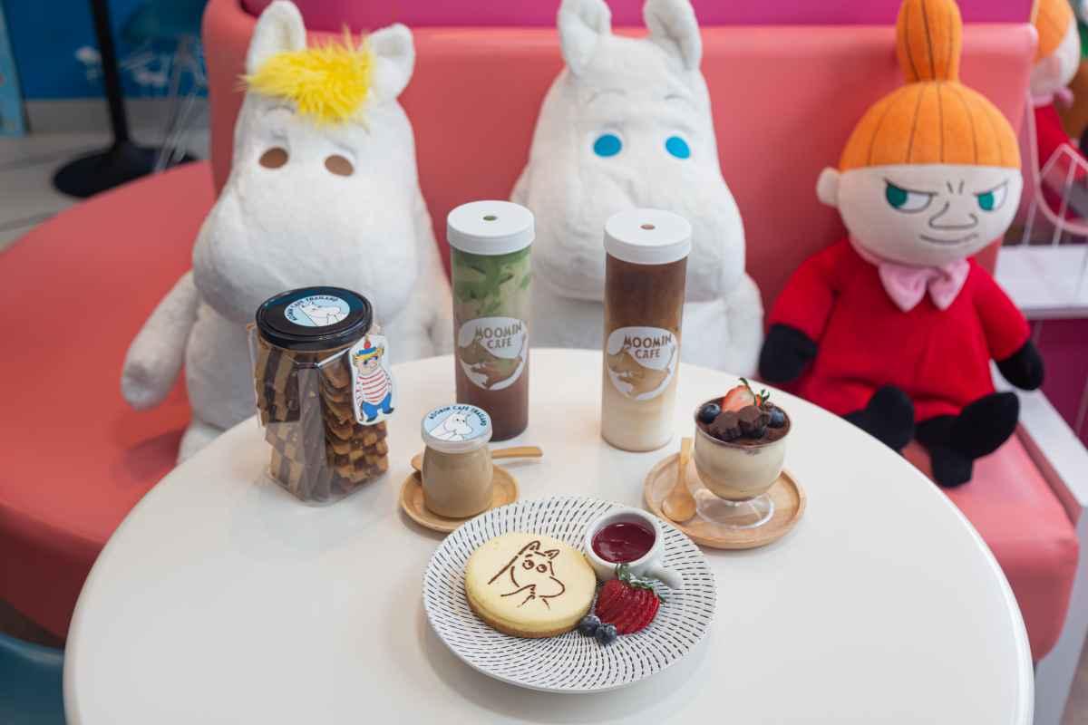 Moomin Cafe 5