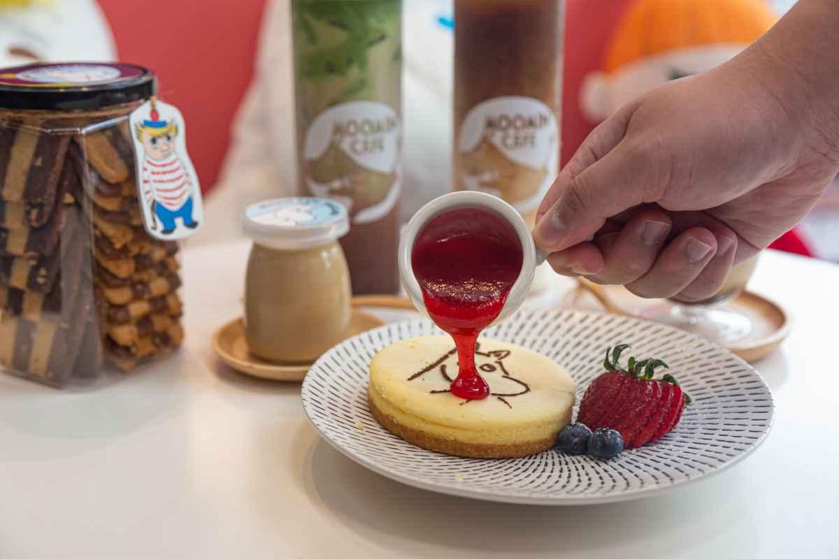 Moomin Cafe 6