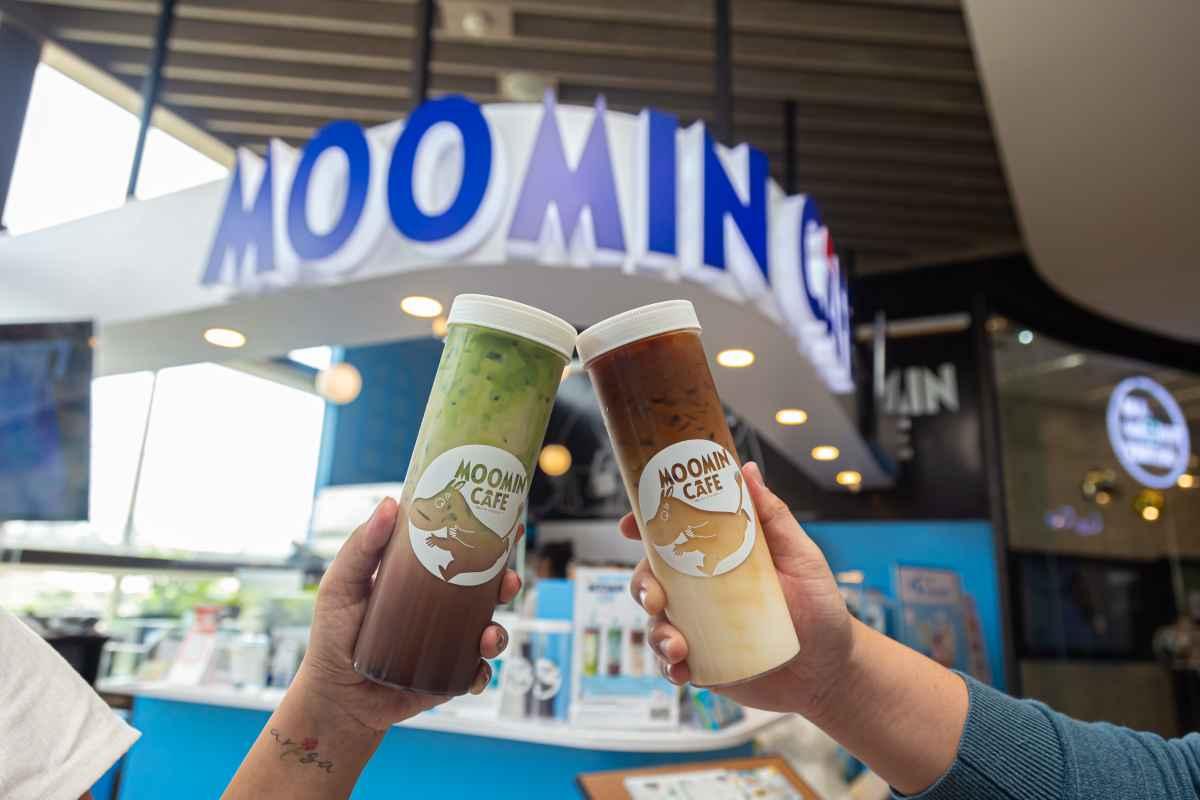 Moomin Cafe 7