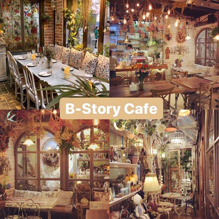3 b story cafe