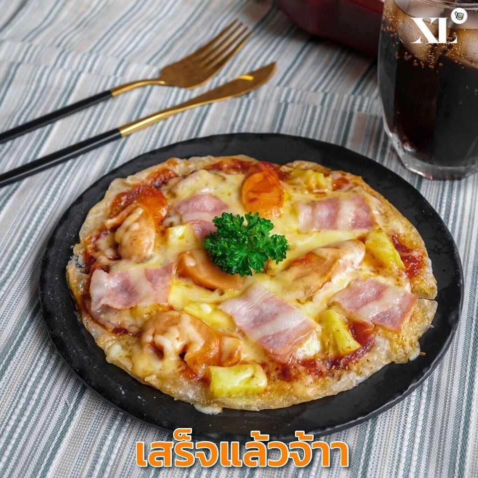 7 roti pizza