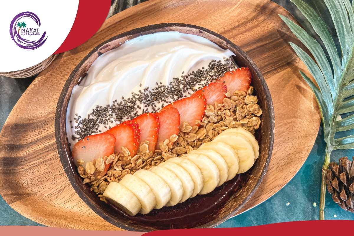 MAKAI Açaí & Superfood Bar รับสิทธิ์ ซื้อ 1 แถม 1