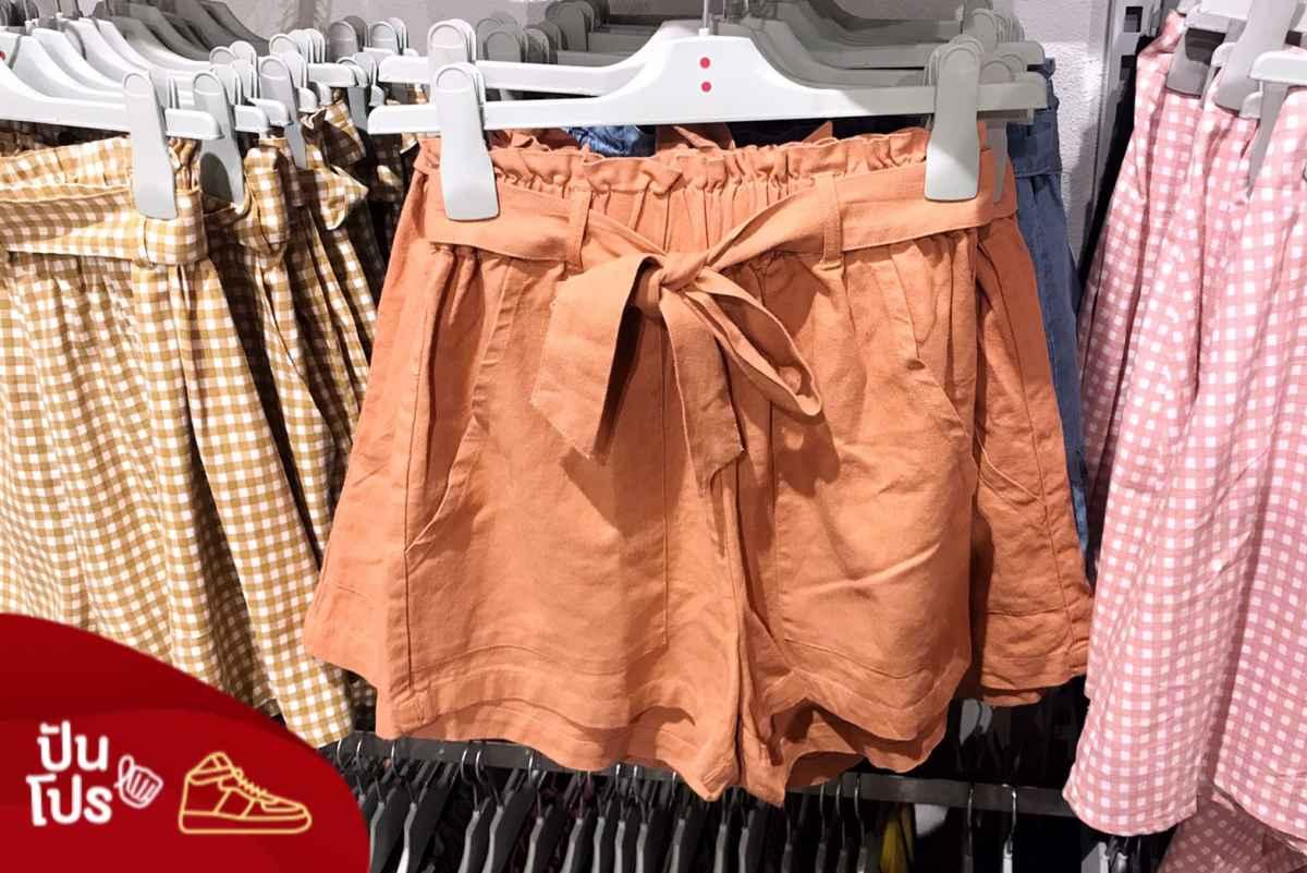 Cotton On กางเกง High Waist Shorts ลดเหลือ 300.-