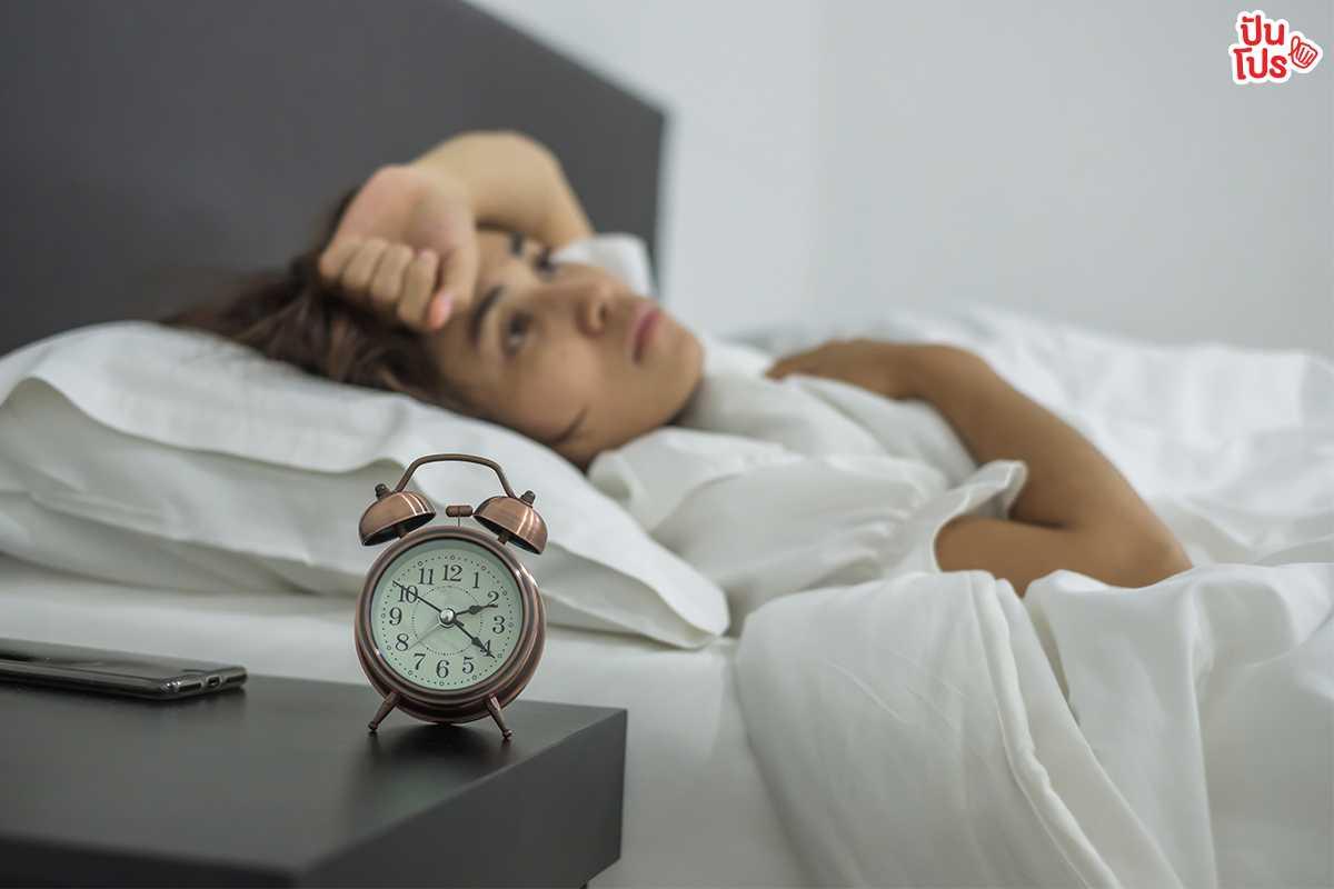 นอนน้อย ไม่เท่! เสี่ยงเป็น 6 โรคอันตราย