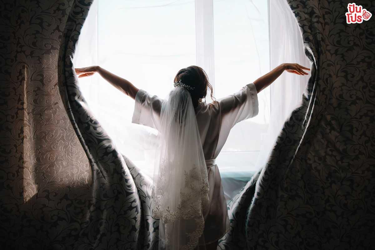 Solo Wedding คนไม่มีแฟน ก็แต่งงานได้!
