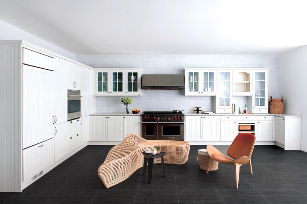 9 Inspirasi Desain Kitchen Set Minimalis Paling Populer ...