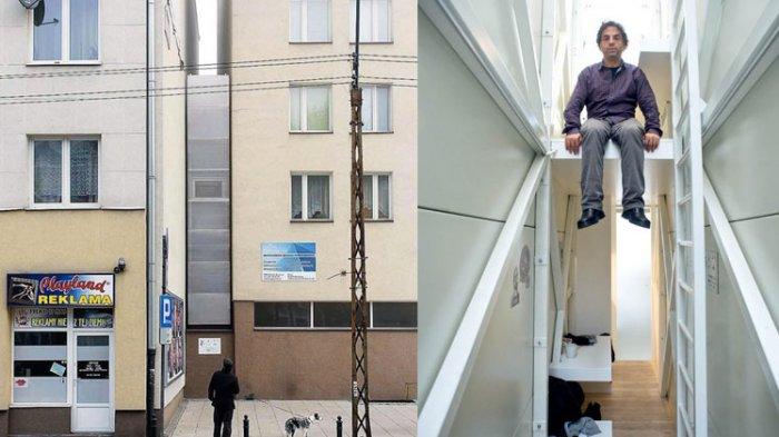 Apartemen Terkecil di Dunia