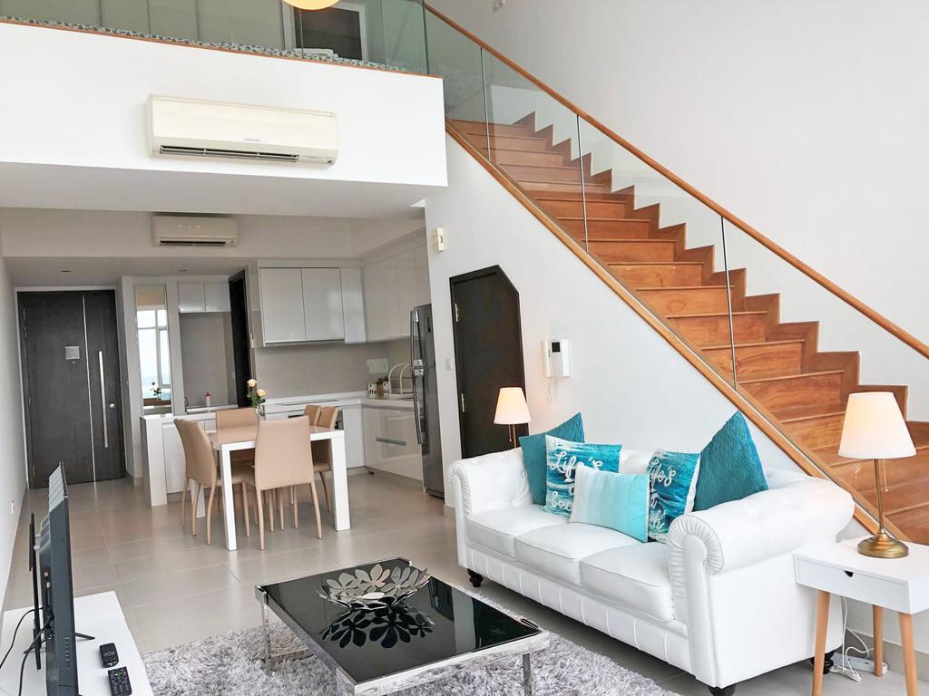 Desain Unik Apartemen Loft di Dunia