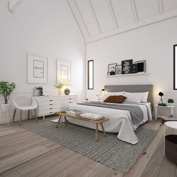 8 Ide Simple Desain Kamar Tidur Yang Patut Anda Terapkan Artikel Spacestock