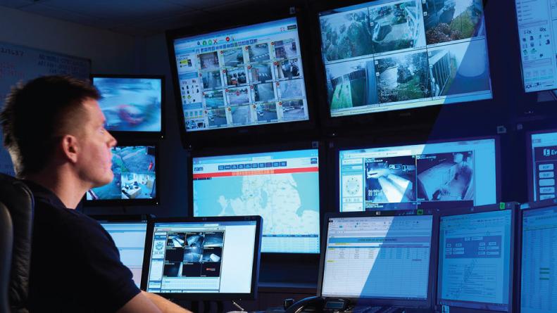 Sistem Keamanan Apartemen