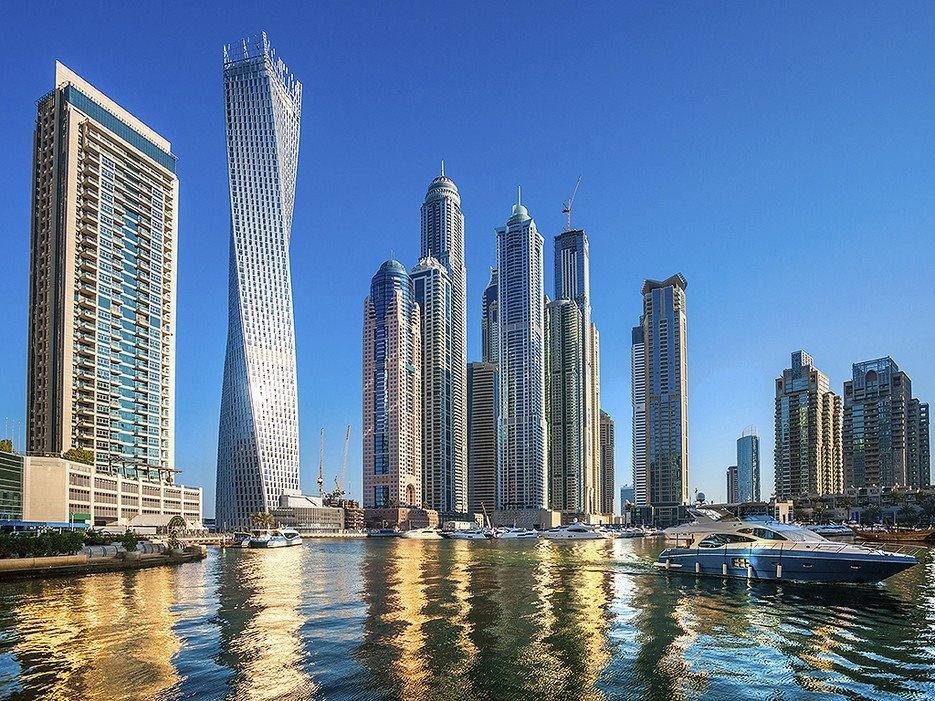 Apartemen Tertinggi di Dunia