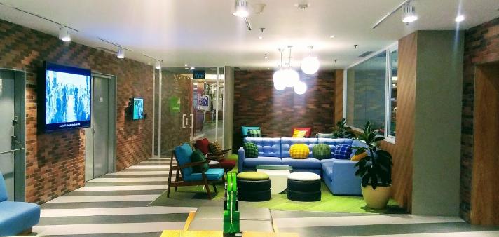 Desain Kantor Startup