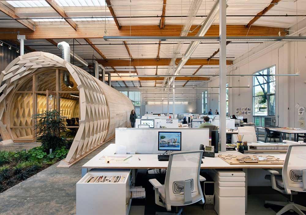 Desain Kantor Startup di Jakarta
