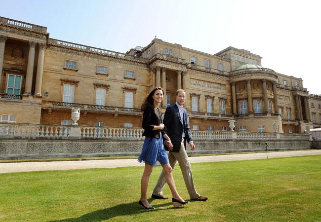 Apartemen Kate Middleton