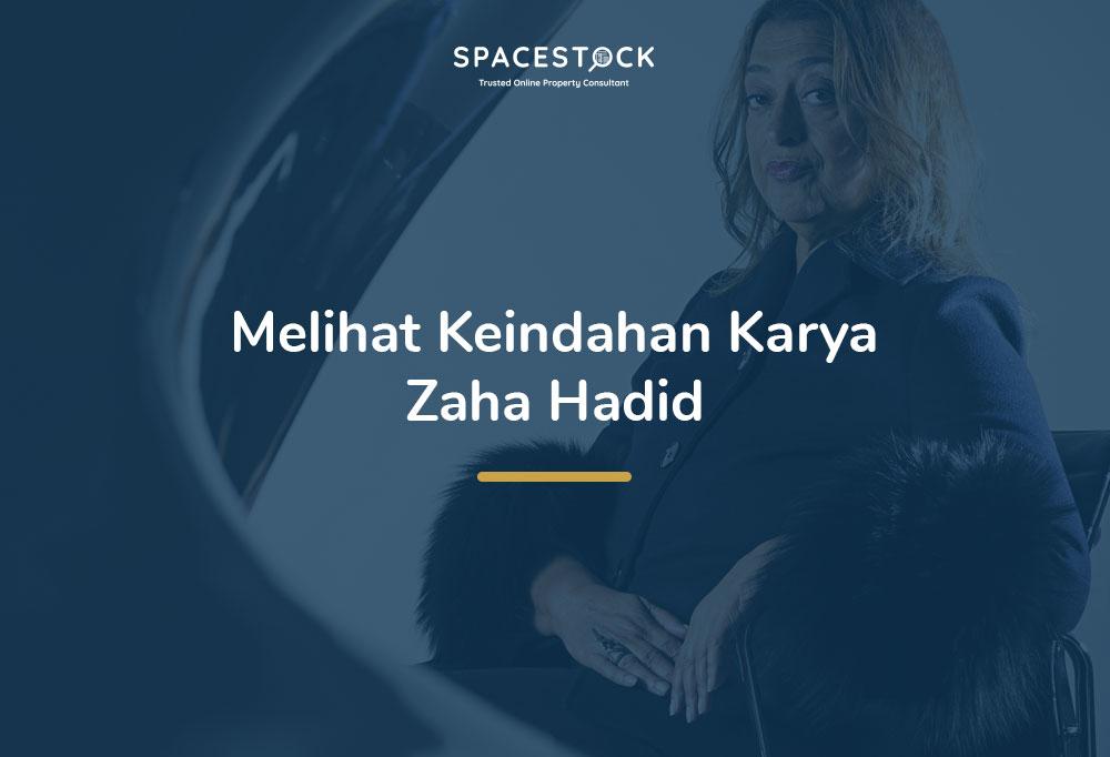 Karya Zaha Hadid