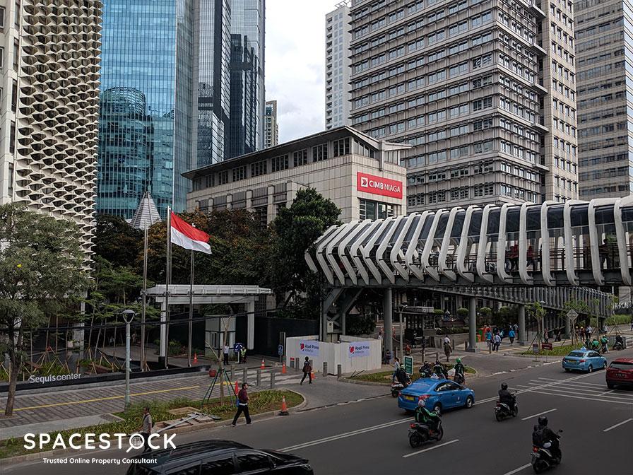 Gedung Kantor dekat MRT