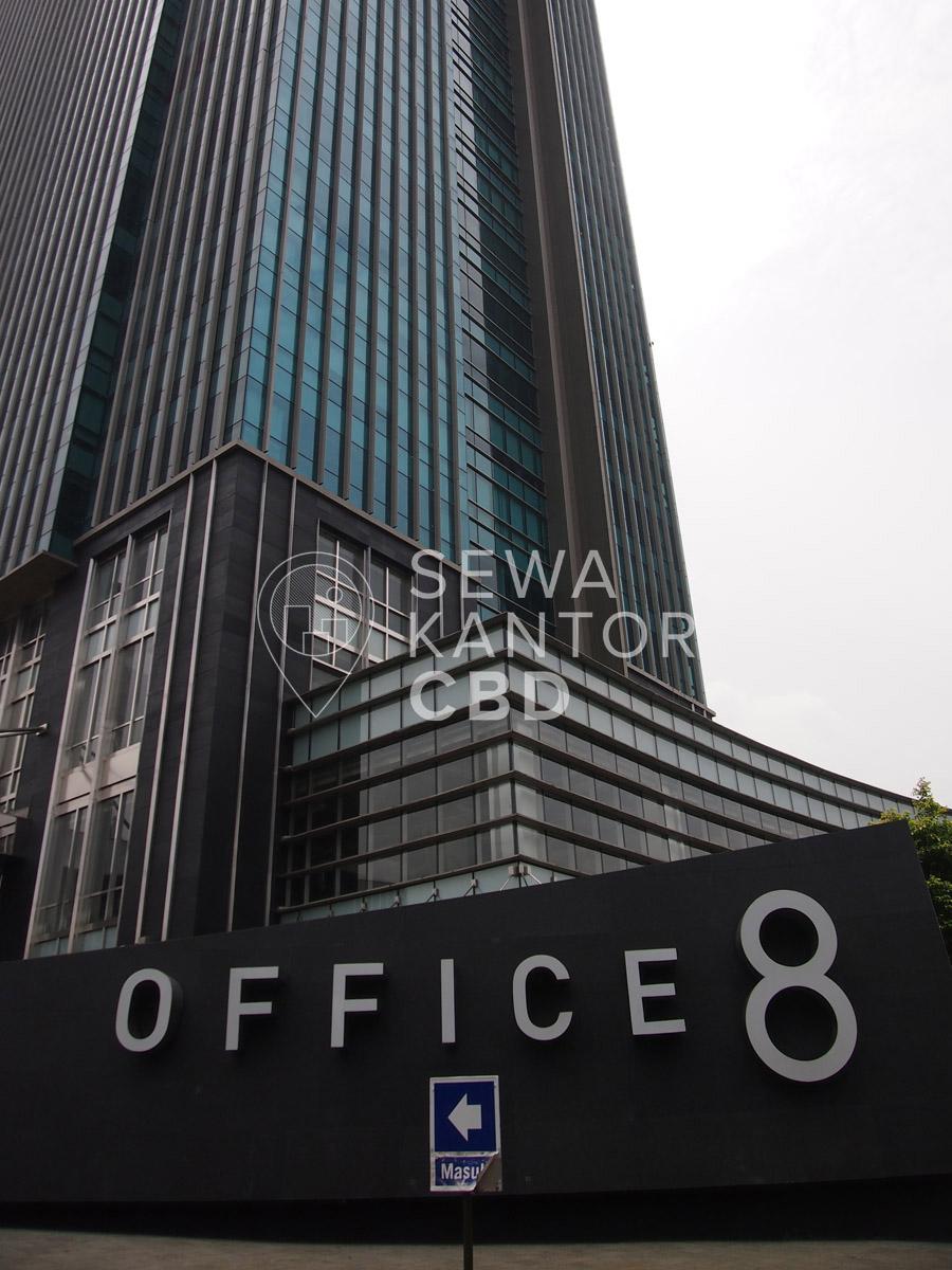 Gedung Kantor dan Mall