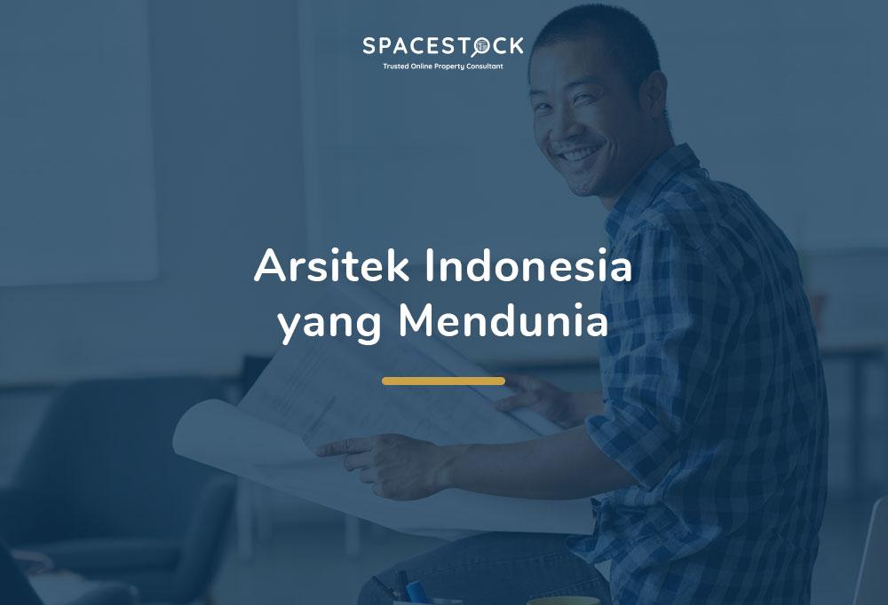Arsitek di Indonesia