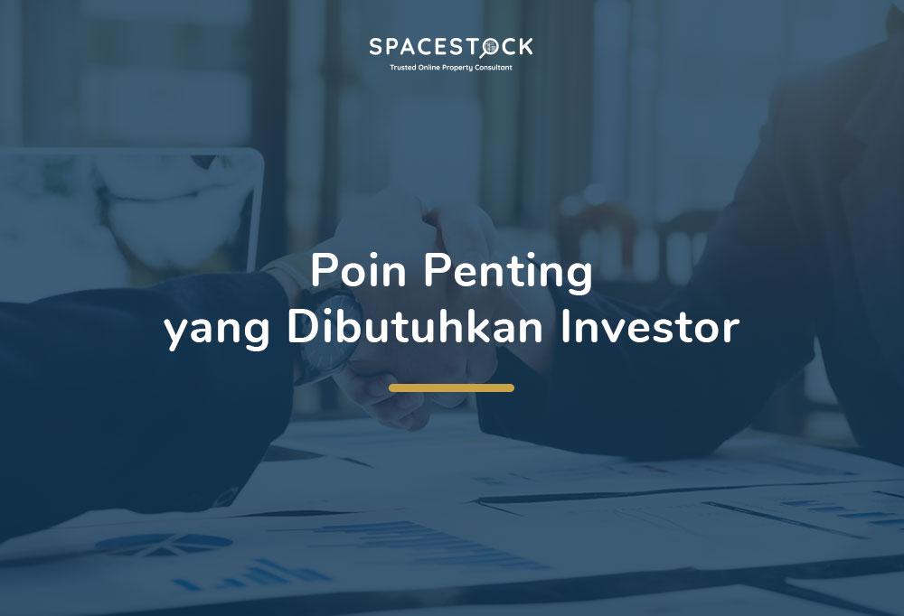 Poin Penting Investor