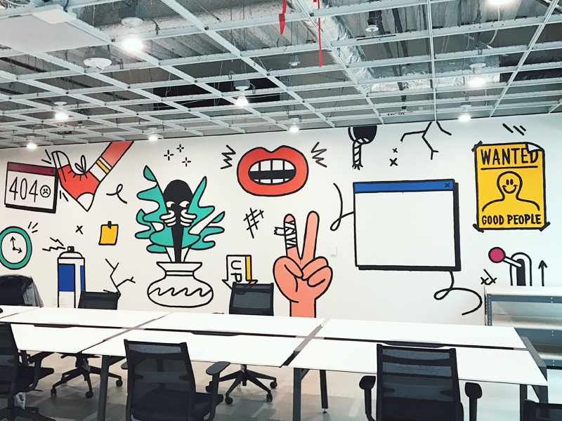 Ide Mural Kantor