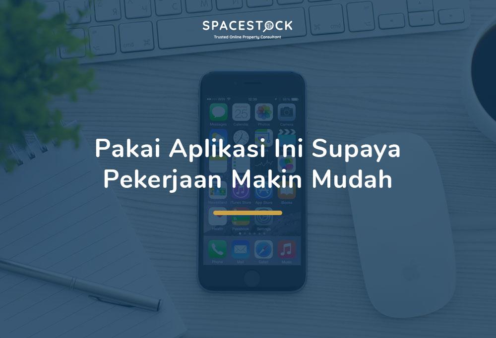 Aplikasi untuk Kerja