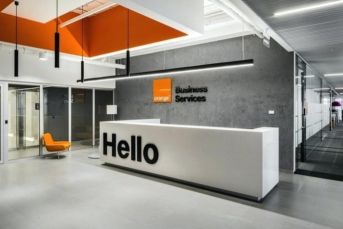 Desain Lobi Kantor