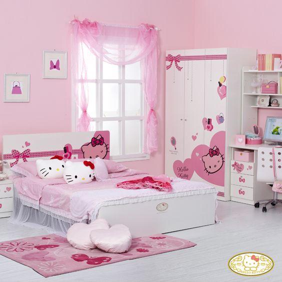 11 Langkah Desain Kamar Tidur Anak Perempuan Sesuai Perkembangan Artikel Spacestock