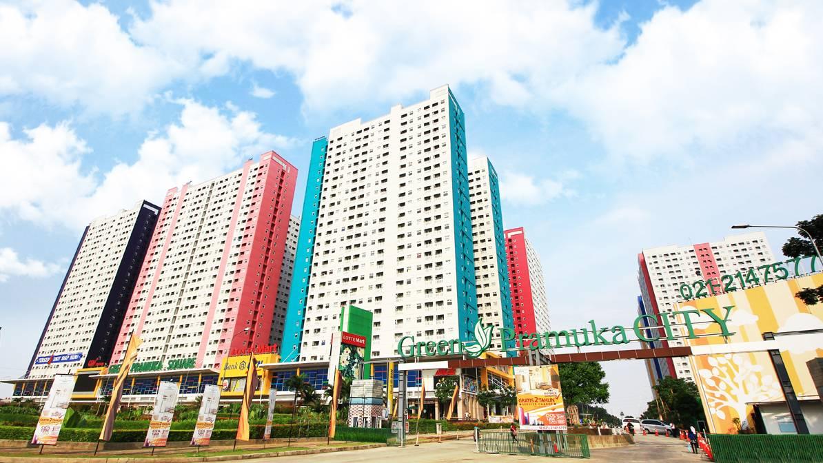 Apartemen Studio di Jakarta