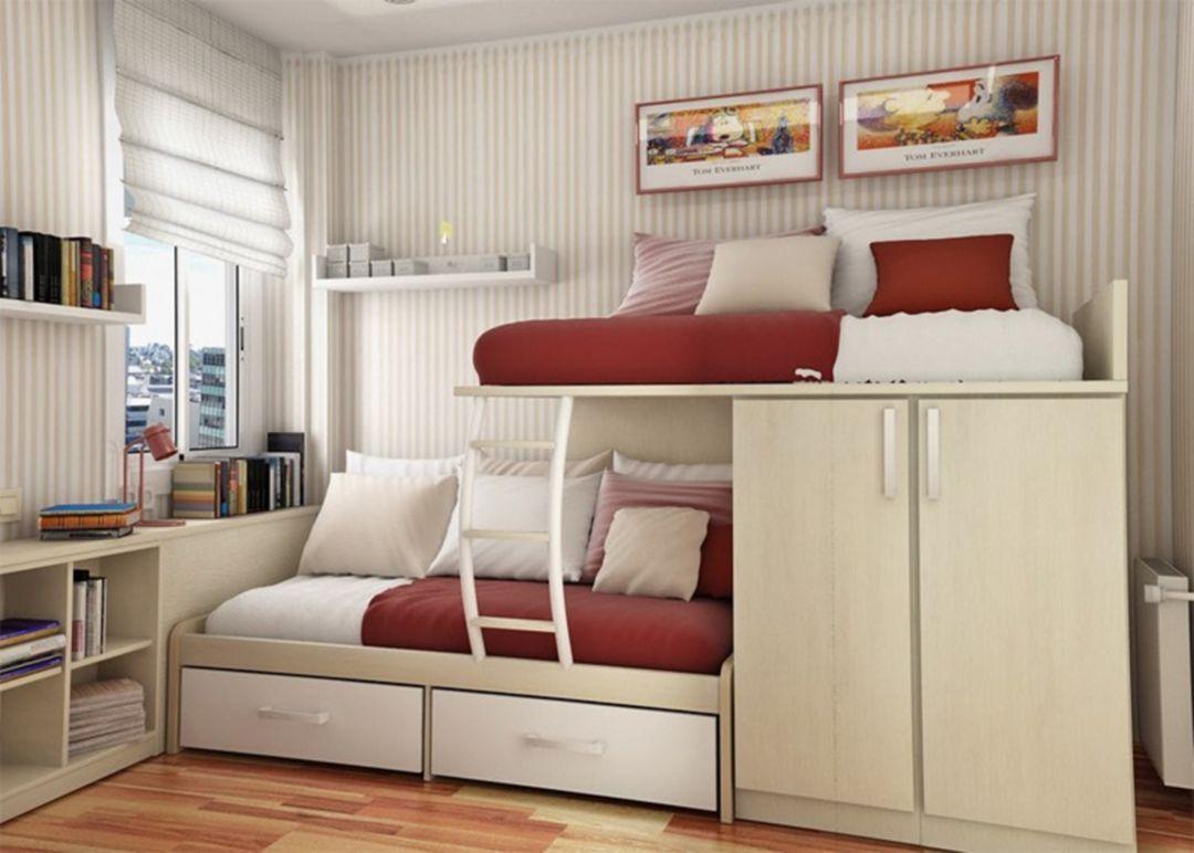 Maksimalkan Ruangan Yang Kecil Dengan 7 Pilihan Tempat Tidur Bertingkat Artikel Spacestock