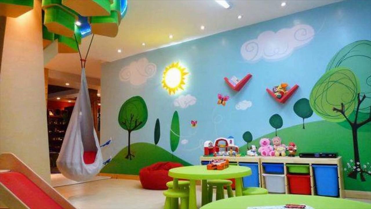 Buat Si Kecil Makin Senang Intip 12 Ide Desain Ruang Bermain Anak Di Apartemen Artikel Spacestock