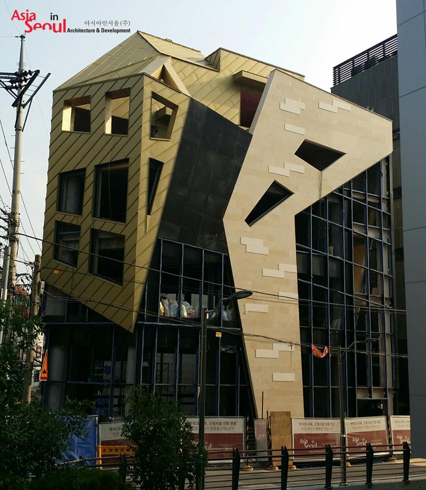 Gedung Milik Han Seung Yeon