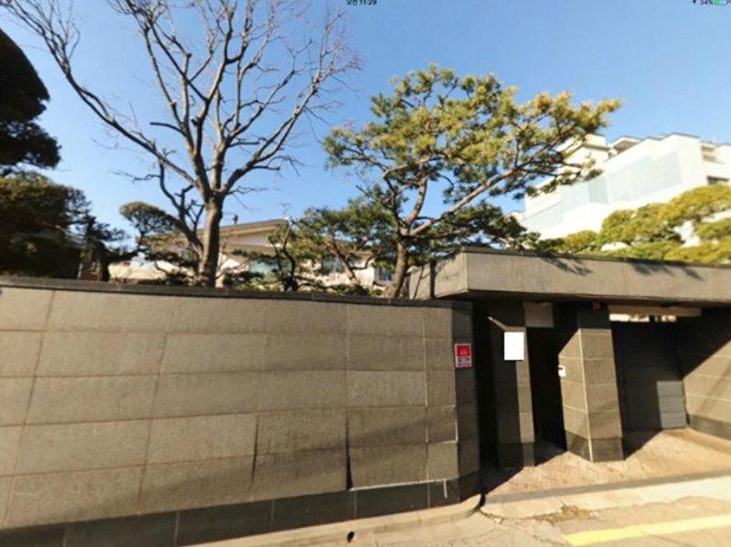 Rumah Song Joong Ki dan Song Hye Kyo