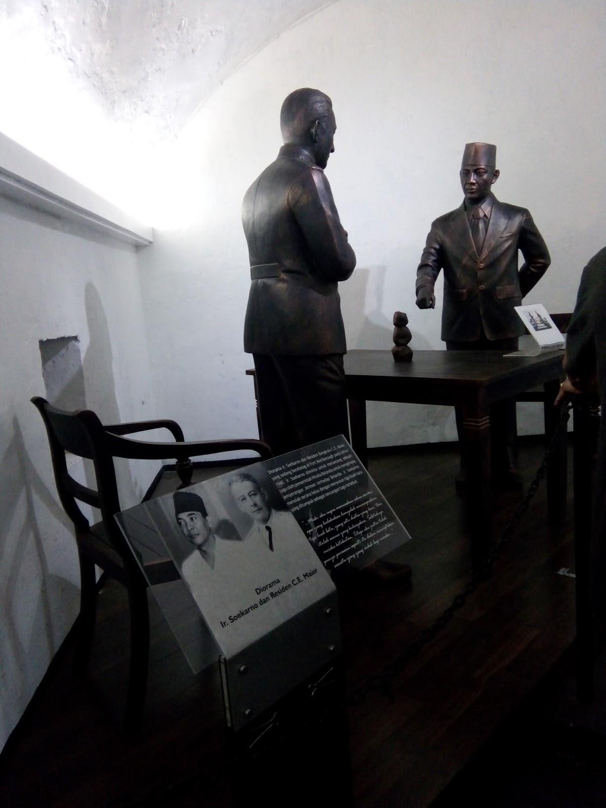 Patung Ir Soekarno